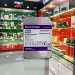 Ổ cứng HDD desktop Western Purple (10TB/SATA 3/7200RPM/256MB Cache)