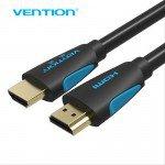 Cáp HDMI 3m Vention VAA-M02-B300 chuẩn 2.0 hỗ trợ 4K 60Mhz