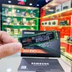 Ổ cứng SSD Samsung 860 EVO 250GB M.2 2280 (Đọc 540MB/s - Ghi 520MB/s)