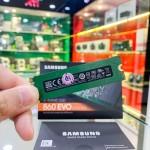Ổ cứng SSD Samsung 860 EVO 500GB M.2 2280 (Đọc 540MB/s - Ghi 520MB/s)