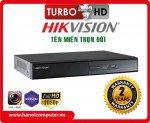 Đầu ghi 8 kênh HikVision HIK-HD9808HQK H265+