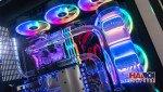 Trọn bộ tản nhiệt nước PC LianLi O11WGX ROG (Lắp ráp theo yêu cầu)
