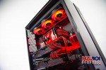 Modding PC LianLi O11WX HT-24 MIXI GAMING