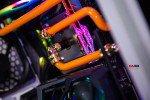 Trọn bộ tản nhiệt nước PC LianLi PC-A550W HT-35 LUXURY ROYAL FIRE (Lắp ráp theo yêu cầu)
