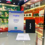 Ổ cứng SSD Kingfast F10 256GB 2.5 inch SATA3 (Đọc 550MB/s - Ghi 500MB/s)