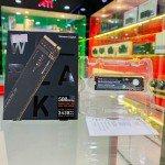 Ổ cứng SSD WD SN750 Black 500GB M.2 2280 PCIe NVMe 3x4 (Đọc 3430MB/s - Ghi 2600MB/s) - (WDS500G3X0C)