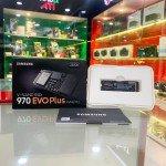 Ổ cứng SSD Samsung 970 EVO Plus 250GB M.2 PCIe NVMe 3x4 (Đọc 3500MB/s - Ghi 2300MB/s) - (MZ-V7S250BW)
