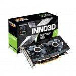 Card màn hình INNO3D GeForce GTX 1660 TWIN X2 (6GB GDDR6, 192-bit, HDMI+DP, 1x8-pin)