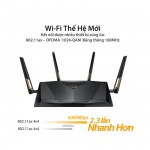 Router wifi ASUS RT-AX88U Chuẩn AX6000 - Wifi 6