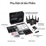 Router wifi ASUS GT-AX11000 Chuẩn AX11000 - Wifi 6