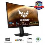 Màn hình Asus TUF VG32VQ (31.5 inch/QHD/144Hz/1ms/400cd/m²/DP+HDMI/HDR10/Free Syc/Màn hình cong)