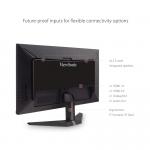 Màn hình ViewsonicVX2758-P-MHD(27 inch/FHD/LED/TN/144Hz/1ms/300 nits/DP+HDMI)