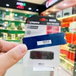Ổ cứng SSD Kingston A2000M8 250GB M.2 2280 PCIe NVMe Gen 3x4 (Đọc 2000MB/s - Ghi 1000MB/s) - (SA2000M8/250G