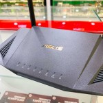 Router wifi ASUS RT-AX56U - AX1800 2 băng tần, Wifi 6 (802.11ax), AiMesh 360 WIFI Mesh, AiProtection, USB 3.1