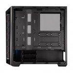 Vỏ Case Cooler Master MasterBox MB520 ARGB (Mid Tower/Màu đen/Led ARGB)