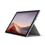 """Microsoft Surface Pro 7 (VDV-00001/VDV-0007/QDW-00001) (i5 1035G4/8GB RAM/128GB SSD/12.3""""/Win10 Home/Bạc)(Bảo hành tại HACOM)"""
