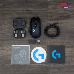 Chuột Chơi game Không dây Logitech G502 Lightspeed (USB/RGB/Đen)