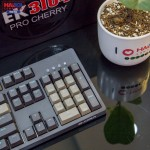 Bàn phím cơ E-Dra EK3104 Pro (Cherry Blue switch/PBT/USB/Đen)