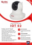 Camera Global robot - IOT 01 (720P)