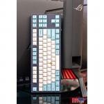 Bàn phím cơ Leopold FC750R SP Brown switch (White Skyblue)
