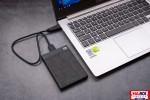 Ổ cứng gắn ngoài 2TB USB-C + SRS 2.5 inch Seagate Backup Plus Ultra Touch Woven Fabric Đen - STHH2000400