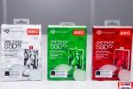 Ổ cứng gắn ngoài SSD 500GB USB 3.0 2.5 inch Seagate One Touch Camo Xanh lá - STJE500407
