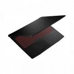 Laptop MSI Gaming Katana GF66 (11UC-641VN) (i7 11800H 8GB RAM/512GB SSD/RTX3050 4GB/15.6 inch FHD 144Hz/Win10/Đen) (2021)