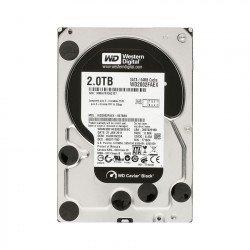 Ổ cứng HDD Western Caviar Black 2TB 3.5 inch 7200RPM, SATA3 6Gb/s, 64MB Cache
