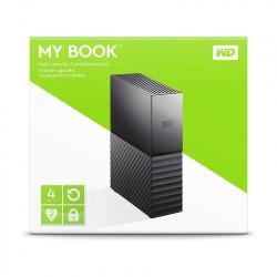 Ổ Cứng Di Động WD MY BOOK 4TB MULTI-CITY ASIA 3.5 inch USB 3.0 - WDBBGB0040HBK