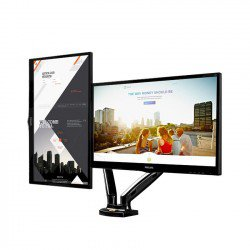 Giá đỡ 2 màn hình máy tính North Bayou F160 (17-27 INCH)