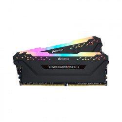 RAM Desktop CORSAIR Vengeance PRO RGB (CMW16GX4M2D3000C16) 16GB (2x8GB) DDR4 3000MHz