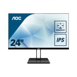 Màn hình AOC 24V2Q/74 (23.8 inch/FHD/IPS/75Hz/5ms/250nits/HDMI+DP)