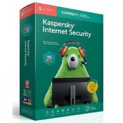 Kaspersky Internet Security - 5PC/1Năm