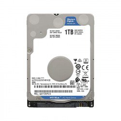 Ổ cứng HDD Laptop WD 1TB Blue 2.5 inch, 5400RPM, SATA3, 128MB Cache (WD10SPZX)