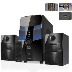 Loa Bluetooth SoundMax A2128, Optical - 2.1