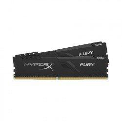 Kit RAM 4 Kingston HyperX Fury Black 16GB bus 2666MHz (2*8GB) - HX426C16FB3K2/16