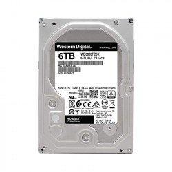 Ổ cứng HDD Western Caviar Black 6TB 3.5 inch 7200RPM, SATA3 6Gb/s, 256MB Cache - (WD6003FZBX)