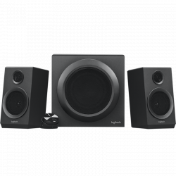 Loa Logitech Z333 System with Subwoofer - 2.1