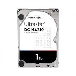 HDD WD Enterprise Ultrastar DC HA210 (1TB/128MB/7200RPM/SATA/3.5) - (HUS722T1TALA604)
