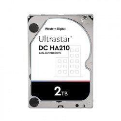 HDD WD Enterprise Ultrastar DC HA210 (2TB/128MB/7200RPM/SATA/3.5) - (HUS722T2TALA604)