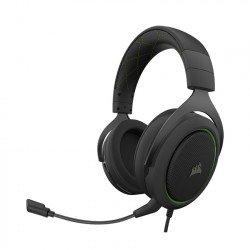 Tai nghe Gaming Corsair HS50 PRO Stereo Green