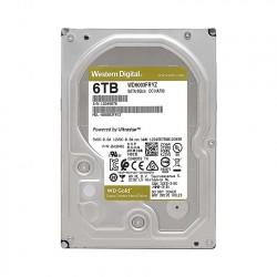 HDD WD Gold (6TB/3.5 inch/SATA 3/256MB Cache/7200RPM) (WD6003FRYZ)
