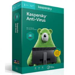 Kaspersky antivirus - 3PC/1Năm