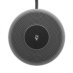 Thiết bị mở rộng microphones Logitech cho Webcam Meetup