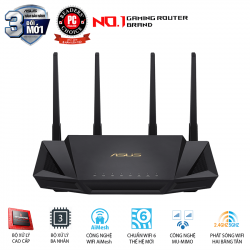 Router wifi ASUS RT-AX3000
