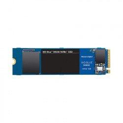 Ổ cứng SSD WD SN550 Blue 500GB M.2 2280 PCIe NVMe 3x4 (Đọc 2400MB/s - Ghi 1750MB/s) - (WDS500G2B0C)