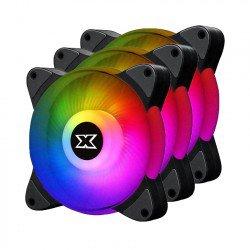 Fan Case Xigmatek GALAXY III ESSENTIAL (BX120 ARGB x 3)
