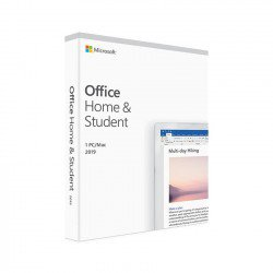 Office Home and Student 2019 English APAC EM Medialess P6 (79G-05143)