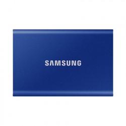 Ổ Cứng Di Động SSD Samsung T7 Portable 1TB 2.5 inch USB 3.2 Xanh (Đọc 1050MB/s - Ghi 1000MB/s)-(MU-PC1T0H/WW)