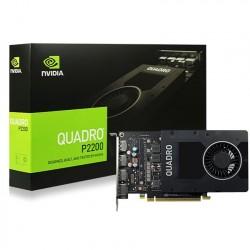 Card màn hình Nvidia Quadro P2200 (5GB GDDR5, 160 bit, 4 DP) (Gigabyte)